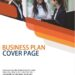 Business Plan Cover Page Template 2